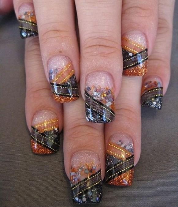 Harley Davidson Designs For Nails Source · Nail Nails 1122199 Weddbook - Harley Davidson Fingernail Stickers ✓ Bahuma Sticker