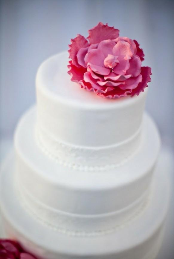 Cake Decorating West Hollywood : Cake - Wedding Cakes #1128230 - Weddbook