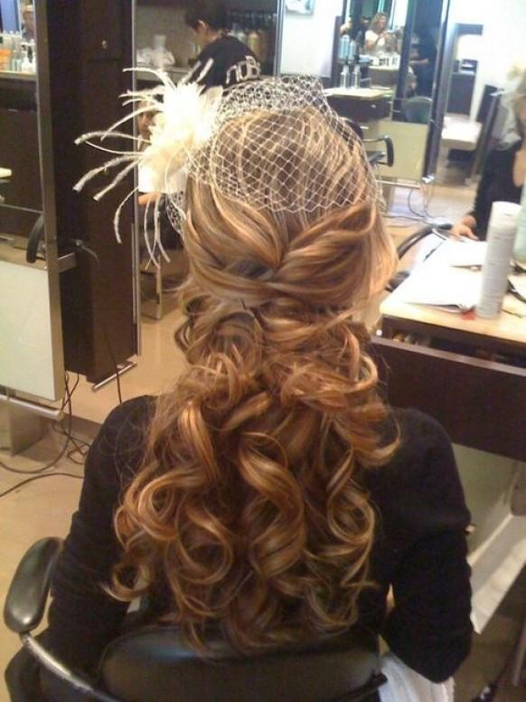 Wedding Hairstyles - Hair #1452586 - Weddbook