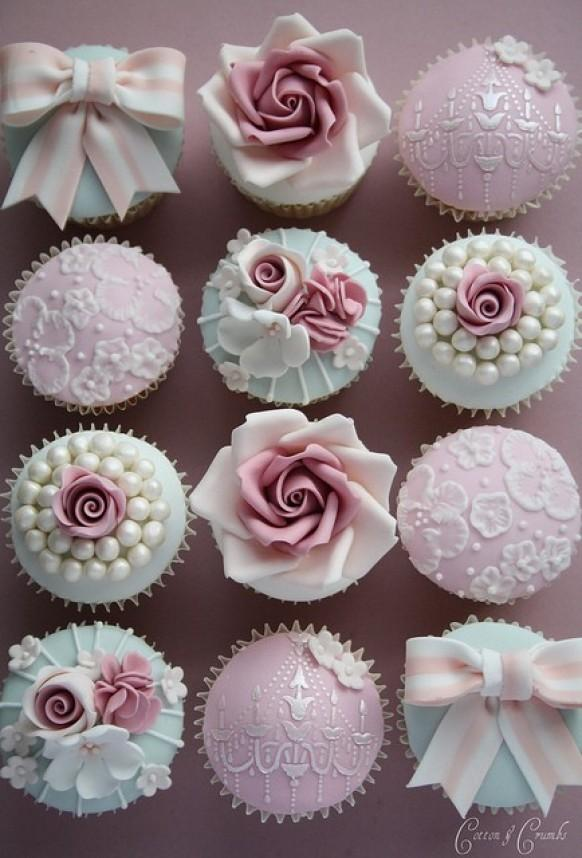 Cupcake Design For Wedding : Cake - Wedding Cakes & Cupcakes #1910335 - Weddbook
