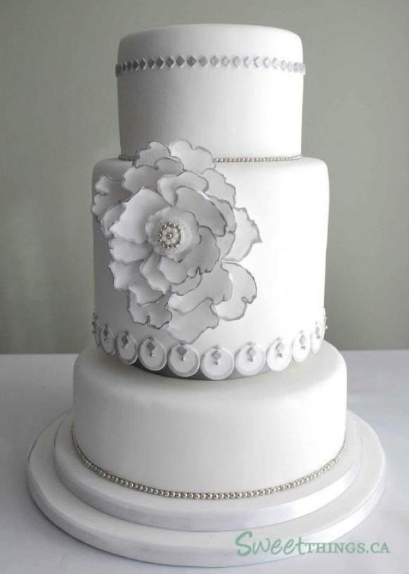 Wedding Cakes - Yummy Art (cake And Pastry) #1955877 ...