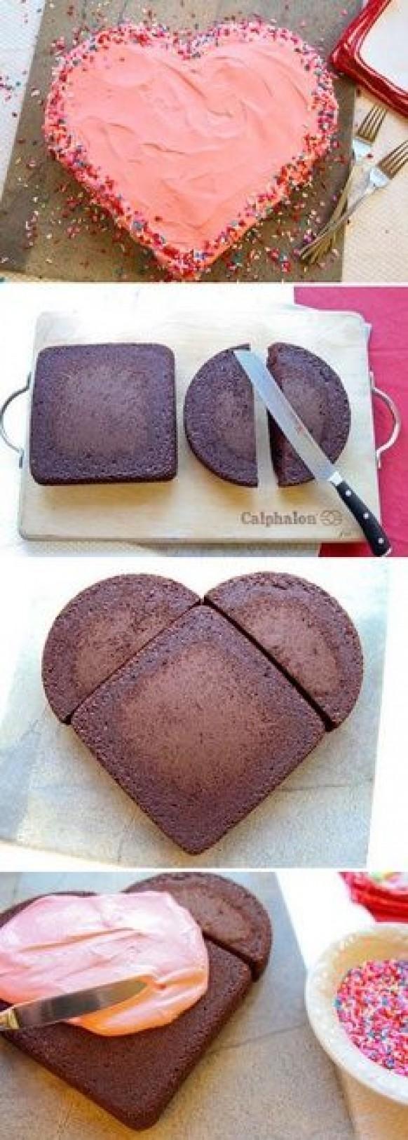 Как сделать фото торт своими руками