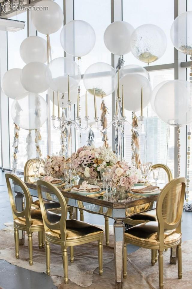 Tablescapes Tablescape Gold Weddbook
