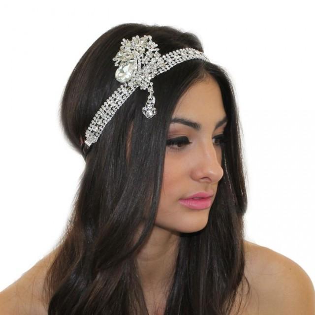 Flapper Headpiece Headpiece Headband Flapper