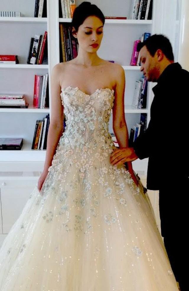 Zuhair murad spring summer 2014 gorgeous bridal for Zuhair murad 2014 wedding dresses