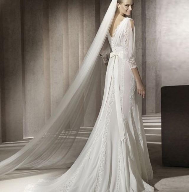 Wedding Dresses Size 6 : New style ladys chiffon mermaid wedding bridal dress size