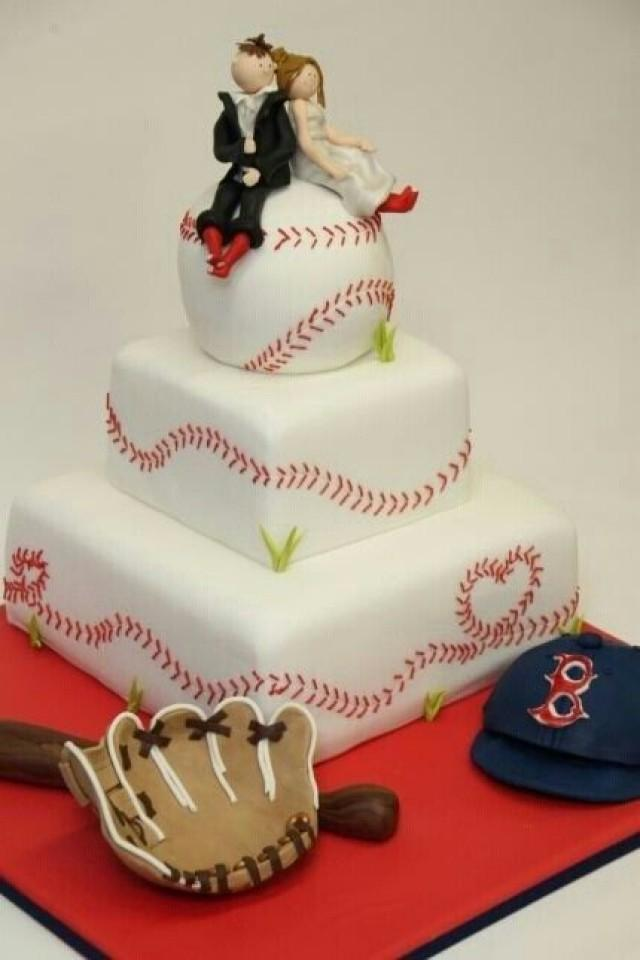 Grooms Cake Ideas Baseball