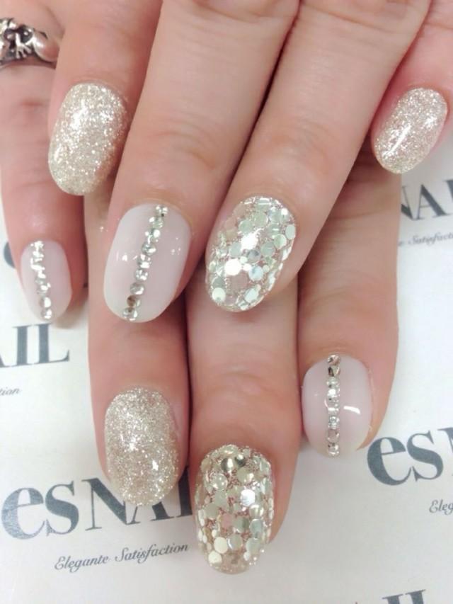 Bridal Nails Design Singapore