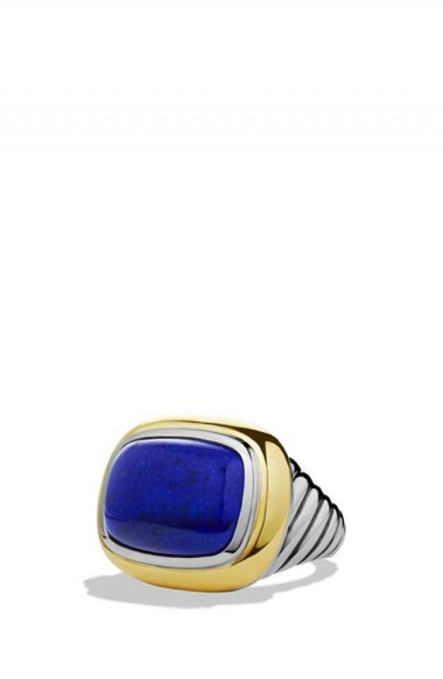 wedding photo - David Yurman 'Waverly' Ring with Semiprecious Stone and Gold
