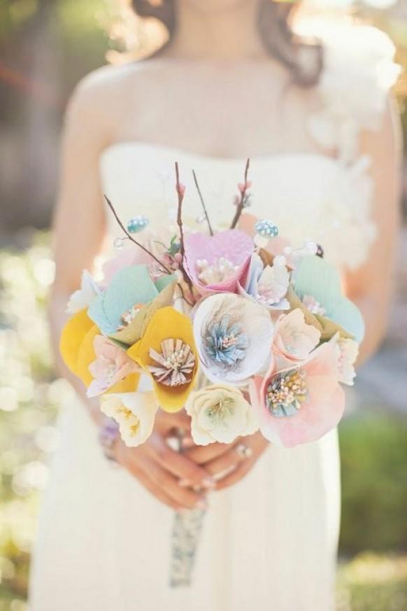 wedding photo - Wedding Bouquet & Flowers
