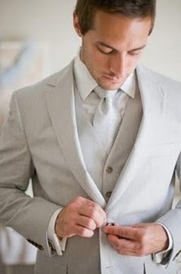 Groom - Wedding Suit #...