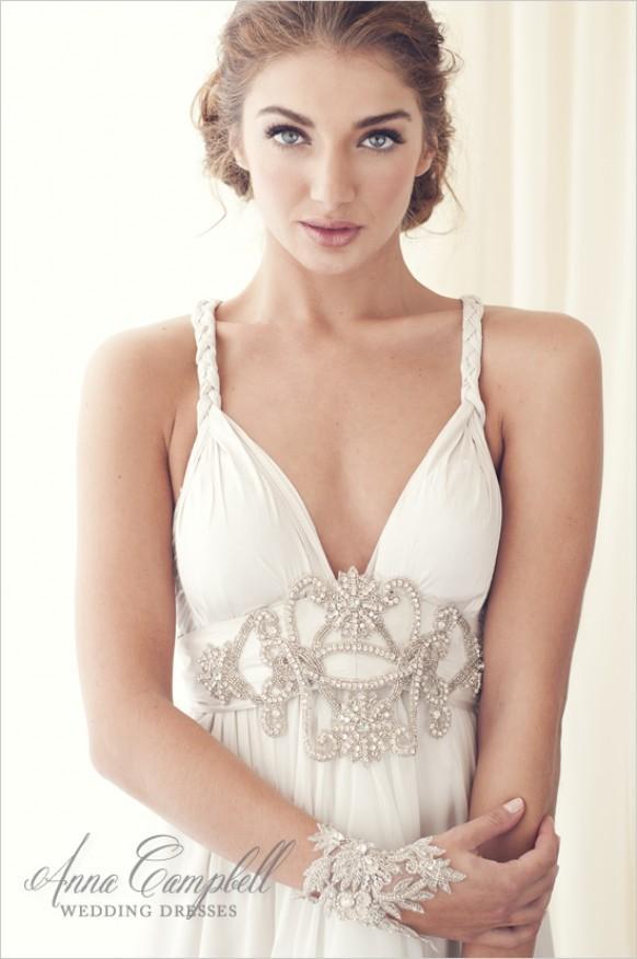 Kleiden - Anna Campbell Brautkleider #792474 - Weddbook