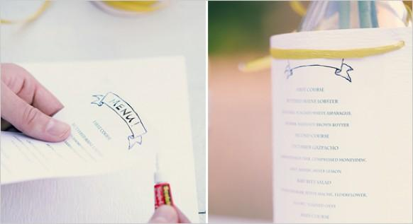 DIY Diy Wedding Menus 792967 Weddbook