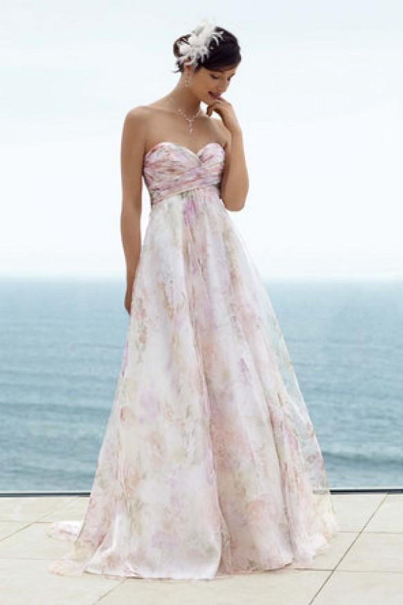 Wedding nail designs david 39 s bridal 794756 weddbook for Beach wedding dresses davids bridal