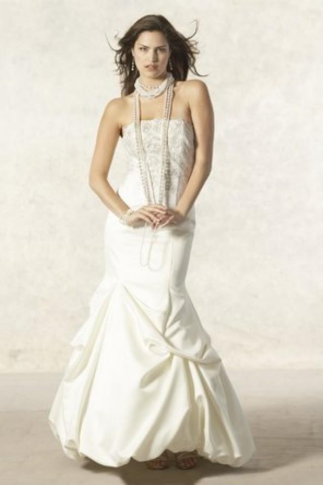 Dress jessica mcclintock 795906 weddbook for Jessica mcclintock wedding dresses outlet