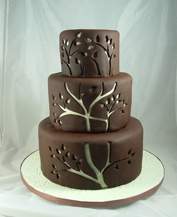Modern Wedding Cakes: Modern Wedding Cakes #796841