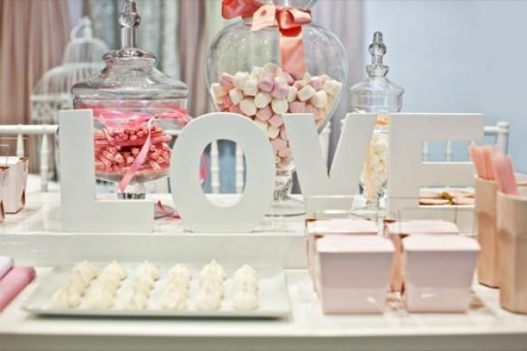 Plain White Wedding Cake Bags