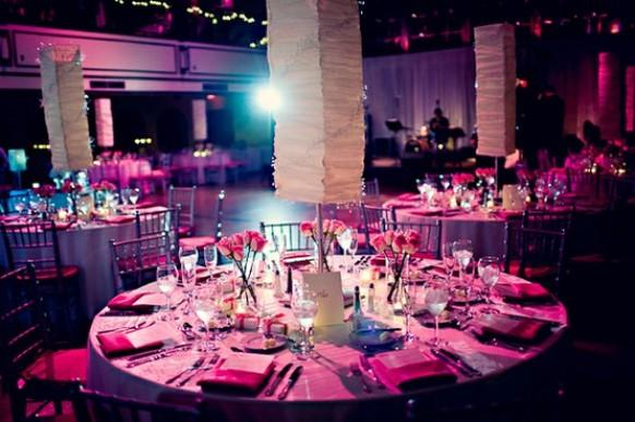 Centerpieces Pink Wedding Centerpieces 797437 Weddbook