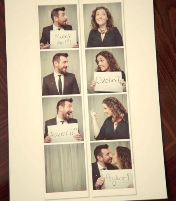 wedding photo - Engagement