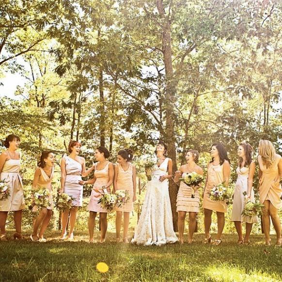 Country Wedding Ideas For Summer: Summer Wedding Inspiration #802053