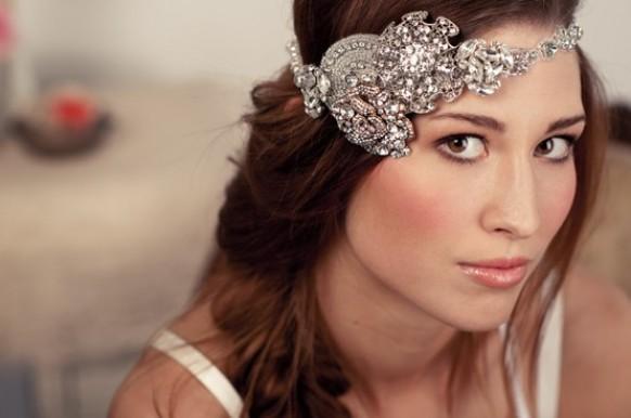 wedding photo - Wedding Hair And Veils