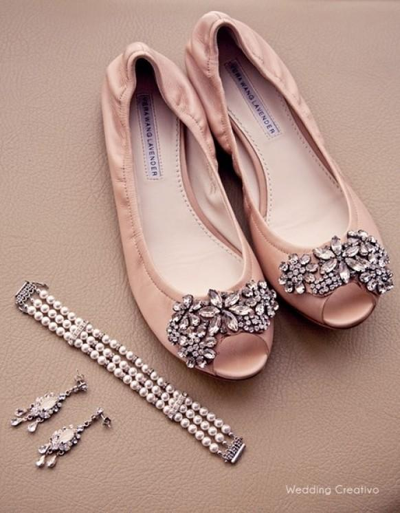 Blush Wedding Wedding Shoes 805432 Weddbook