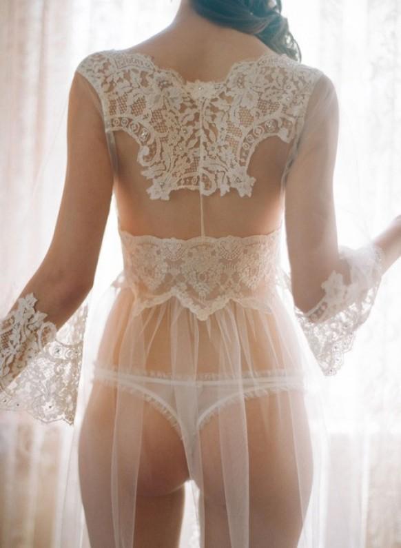 sexy Braut Dessous