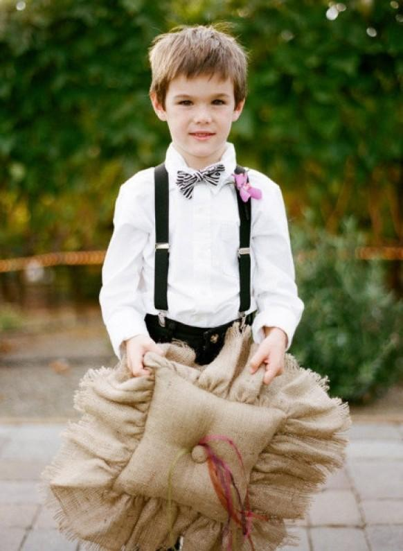 country wedding ring bearer ideas rings - Wedding Ring Bearer