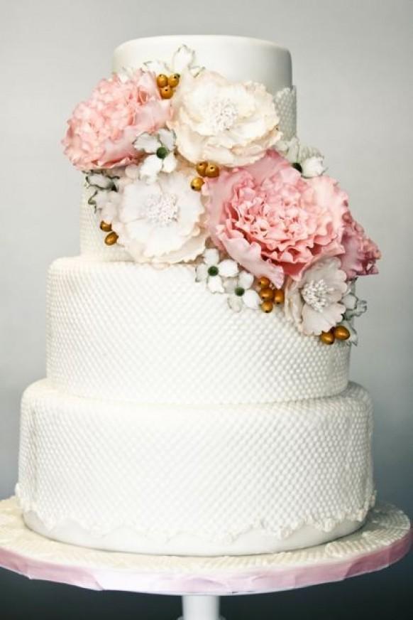 Gâteau - Gâteaux De Mariage #891730 - Weddbook
