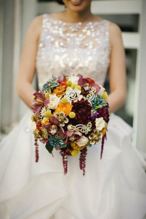 Bouquet fleur bouquets de mariage 903864 weddbook for Concepteur de robe de mariage de san francisco