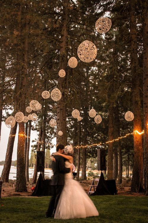 Dream Wedding Photography Creative Wedding Decoration