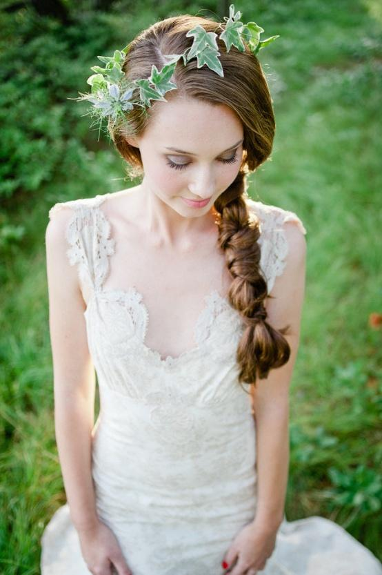 Mariage - Inspiration cheveux