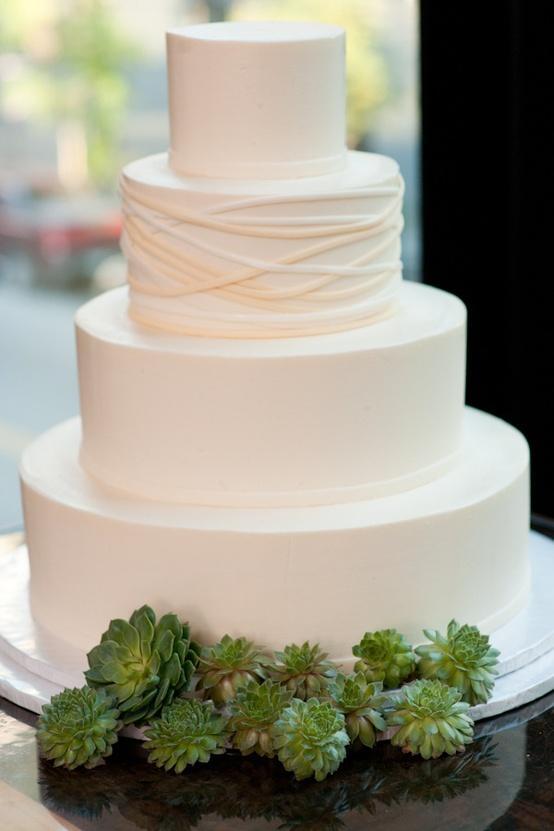 Images Of Simple Wedding Cake : Cake - Wedding Cakes #1088034 - Weddbook