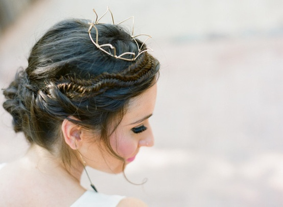 Mariage - Inpspiration cheveux