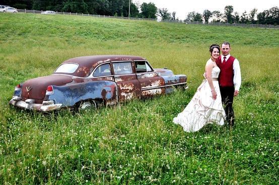 Mariage - Voiture de mariage