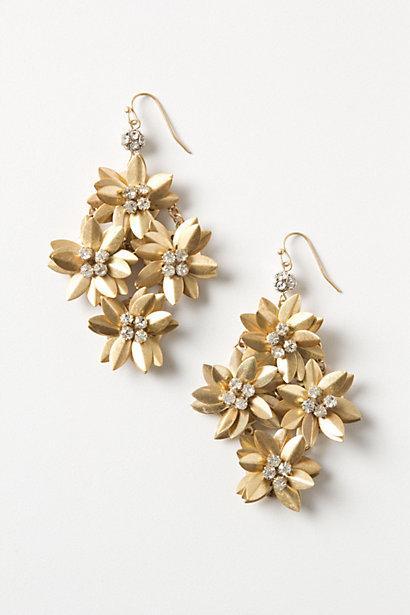 Wedding - Goldflower Chandeliers - B