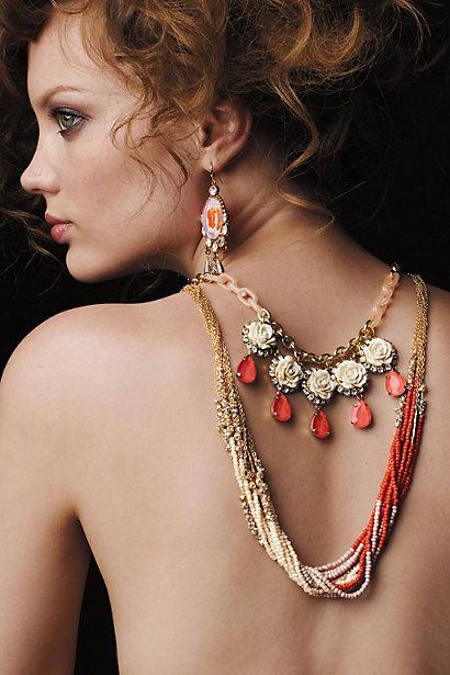Mariage - Swarovski Crystal Tear Drop Earrings