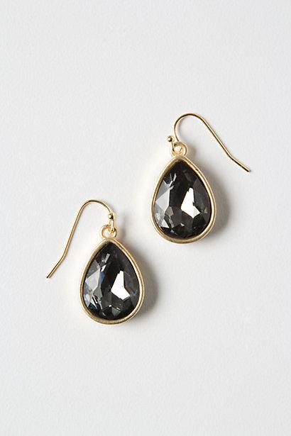 Wedding - Looking Glass Earrings - B