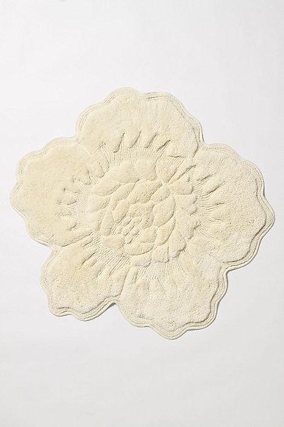Wedding - Castile Rose Bathmat - B