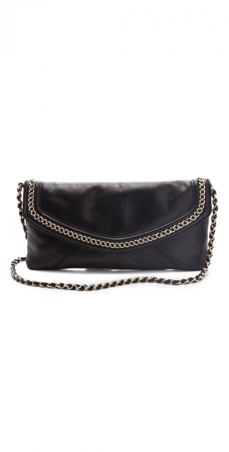 Hochzeit - Tough Girl Leather Envelope...