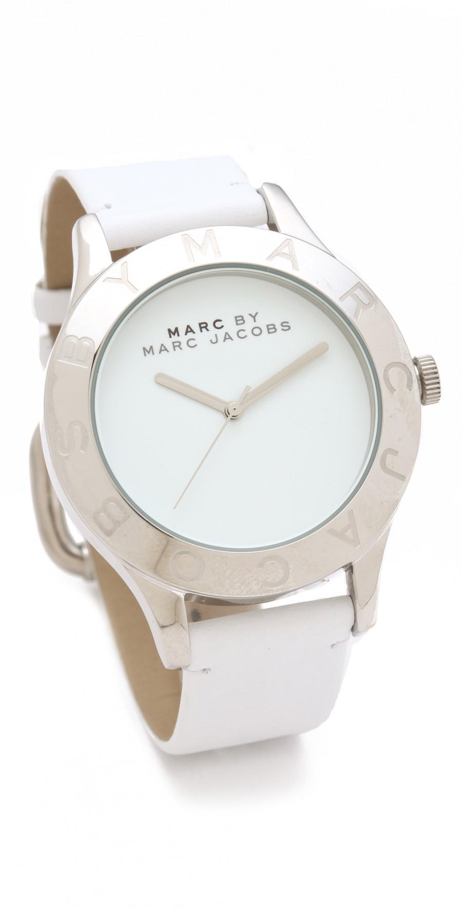 Wedding - Blade Etched Logo Watch
