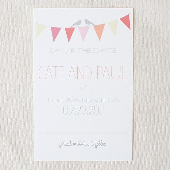 Wedding - Invitations & Stationery