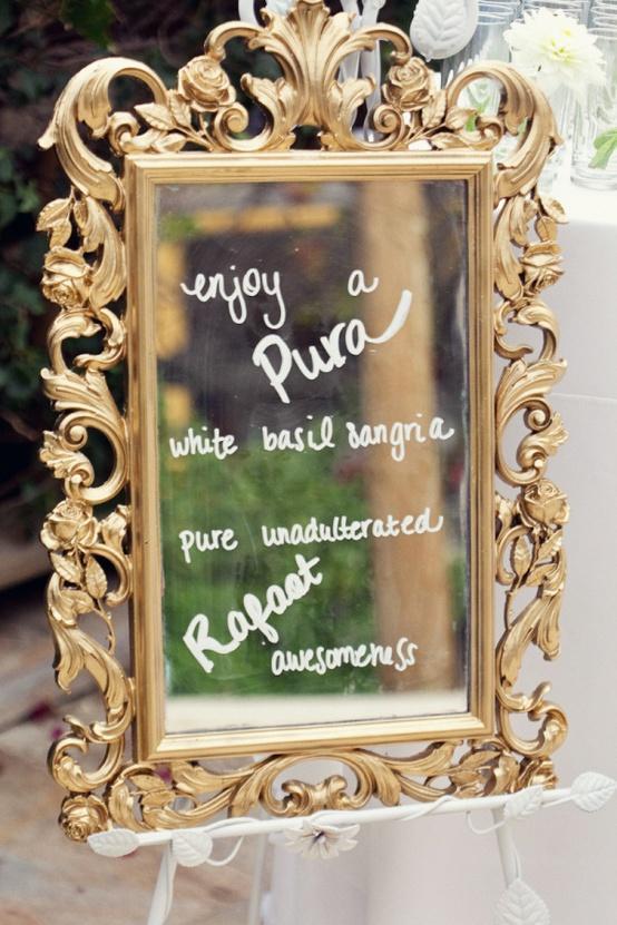 Свадьба - Wedding Signage