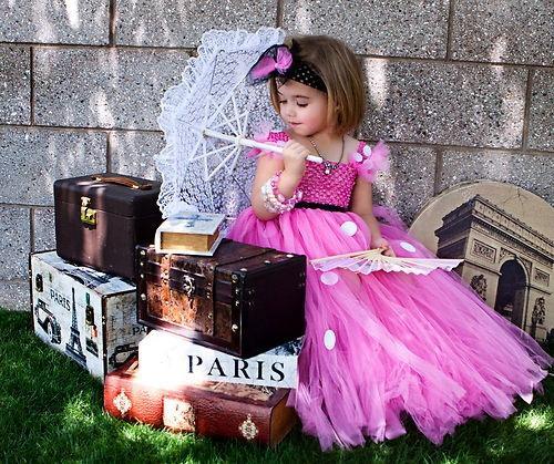 Hochzeit - Cute Flower Girl Dresses ♥ Birthday Party oder Babyparty-Mädchen-Kleider
