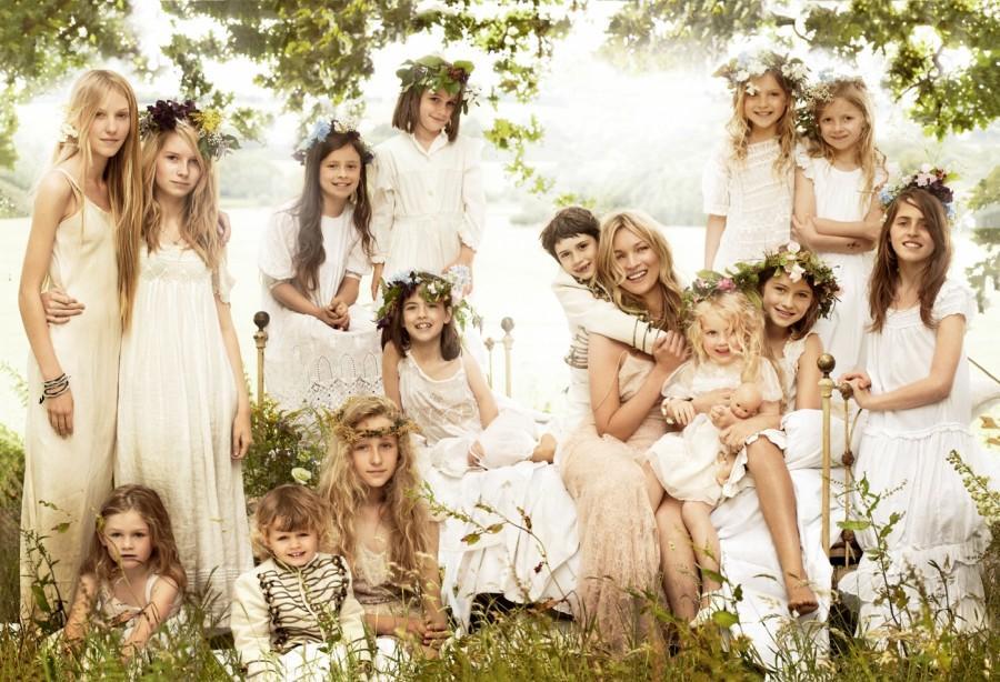 Mariage - Kate Moss Wedding Photos ♥ Celebrities Wedding Pictures