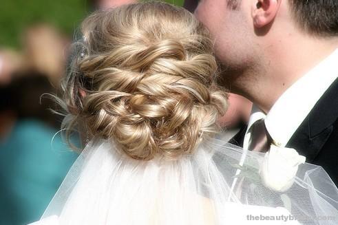 Свадьба - Волосы