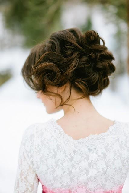 Super Easy And Sleek Wavy Updo Bride Hairstyle Best Bride And Hairstyles For Men Maxibearus