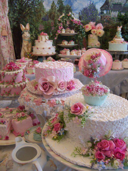 Wedding - Beautifully decorated cakes for all type of parties