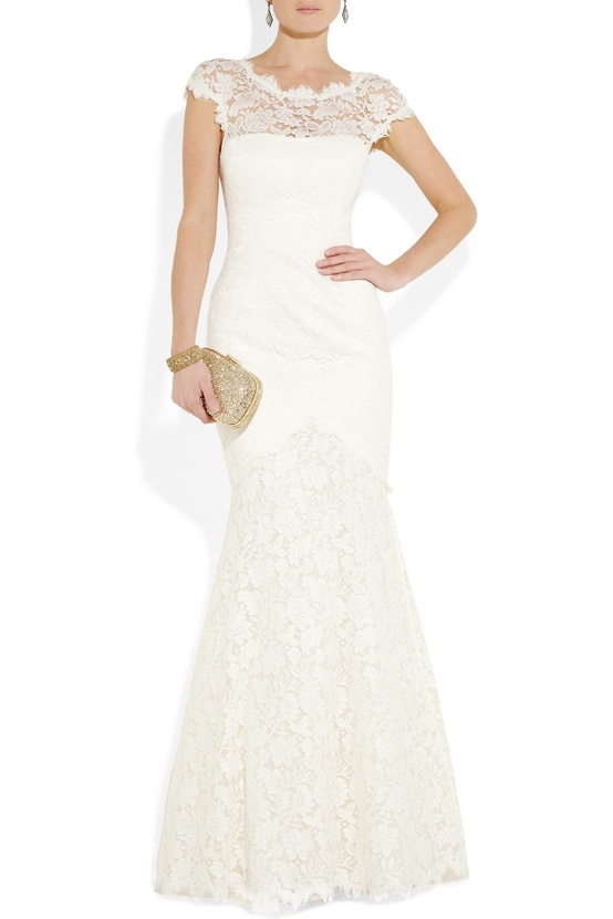 Wedding Fashion Temperley London Lace Gown #1911862 - Weddbook