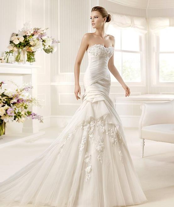 Wedding - Pronovias La Sposa Wedding Dresses